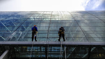 Rope Access Window Cleaning Coffs Harbour Northern NSW Industrial Abseiling