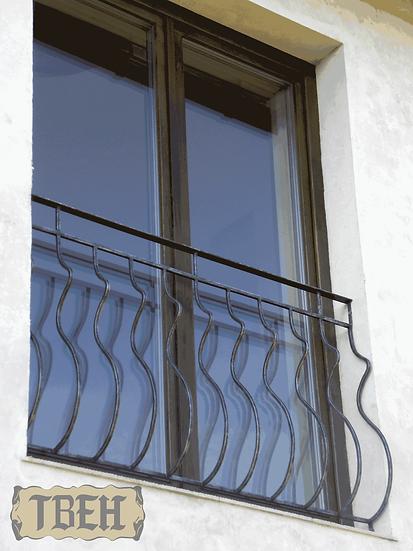 Балконное ограждение БО-10