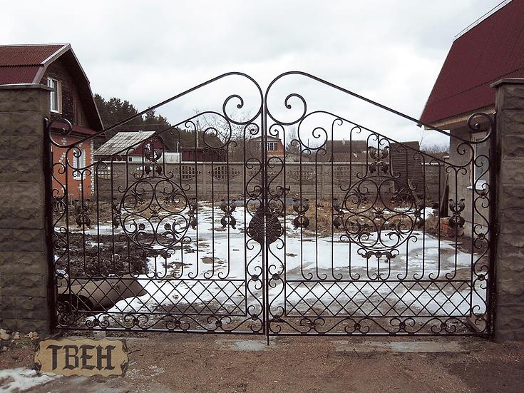 Ворота ВК-15
