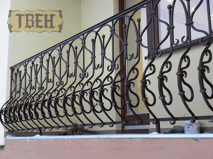 Балконное ограждение БО-14