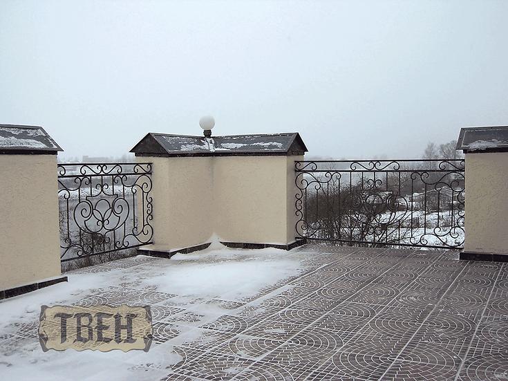 Балконное ограждение БО-03