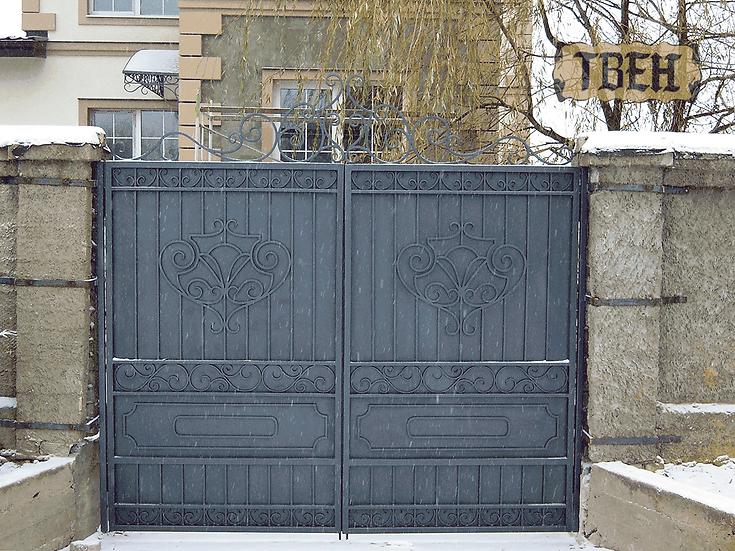 Ворота ВК-16