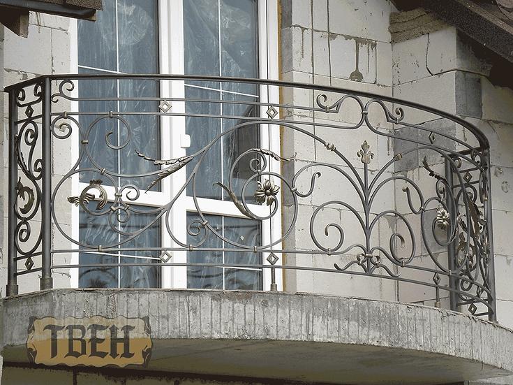 Балконное ограждение БО-05