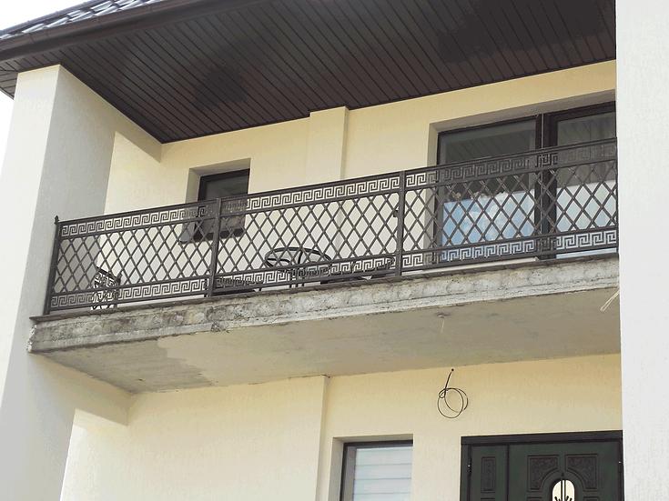 Балконное ограждение БО-17
