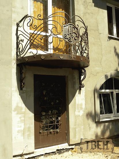 Балконное ограждение БО-11