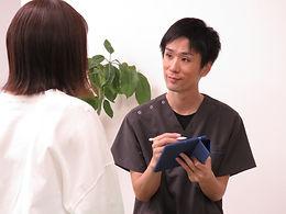 長野市こやま整骨院では丁寧なカウンセリングと評価を心掛けています。