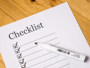 Must Read Pre-Abortion Safety Checklist