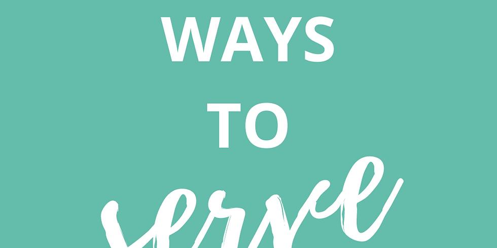 25 Ways to Serve