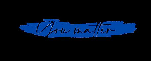 Wix website graphics - you matter explor