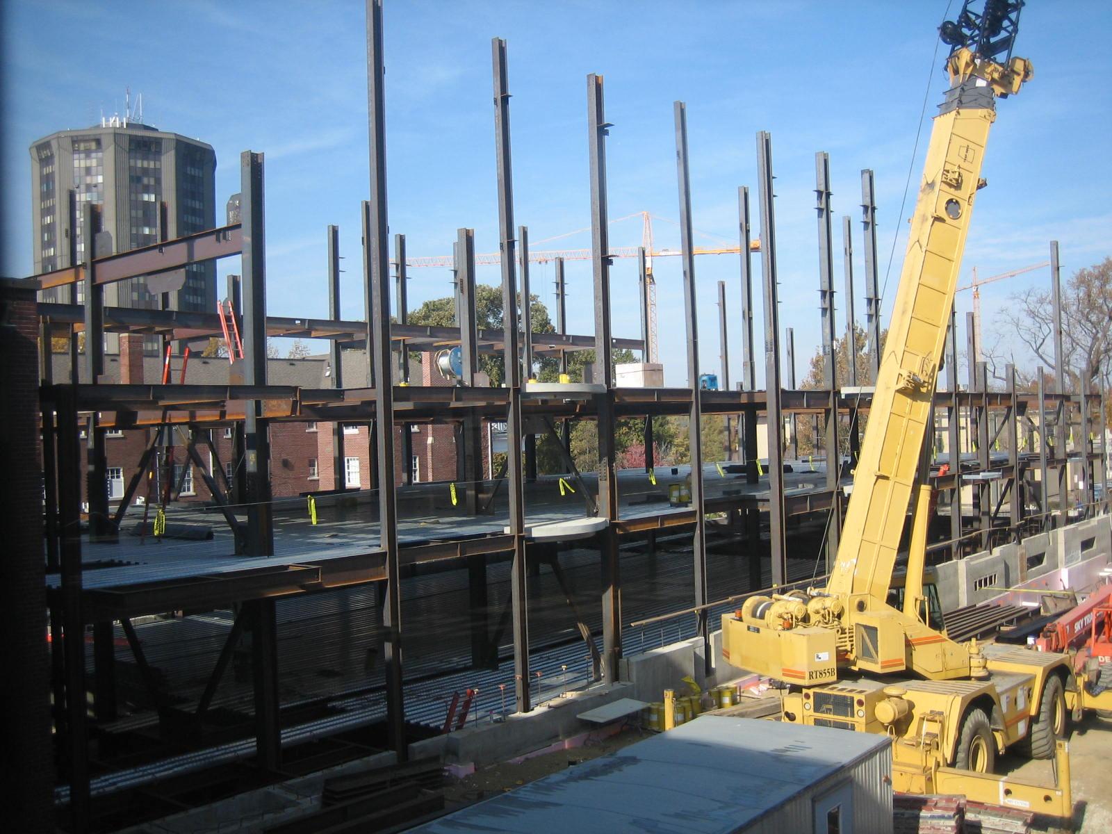 Steel Structure - Champaign, IL