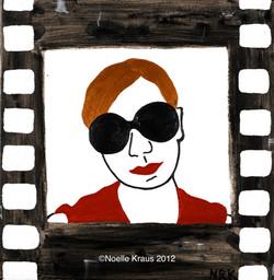 Self Portrait Sunglasses