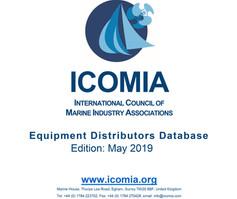Icomia Equipment Distributors Database