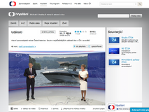 Reportáž o plavbě s motorovými čluny