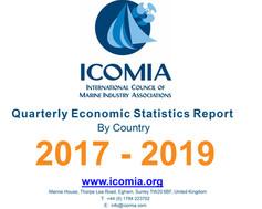 Ekonomická statistika jednotlivých zemí za první čtvrtletí roku 2019