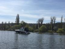 Jachting a plavba ve dvou povolena!