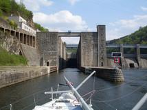Proplavování plavebními komorami  obnoveno