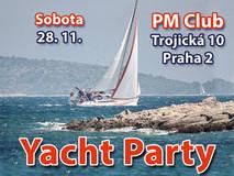 Yacht Party Praha