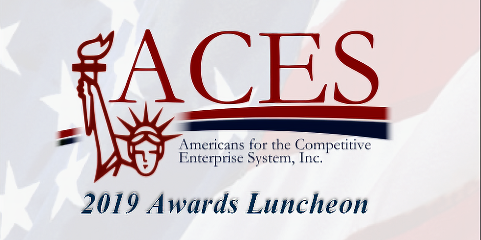 ACES Awards Luncheon 2019