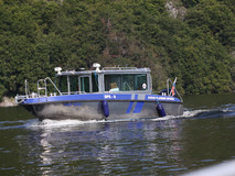 Počet plavebních nehod se snížil skoro o polovinu