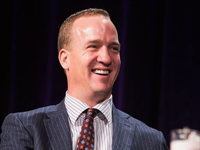Peyton Manning to speak at the McCormick Unsung Heroes banquet in May
