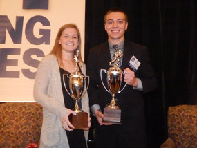 Notre Dame Prep's Ford and Eastern Tech's Stambaugh Win the 2014 Charles Perry McCormick Sc