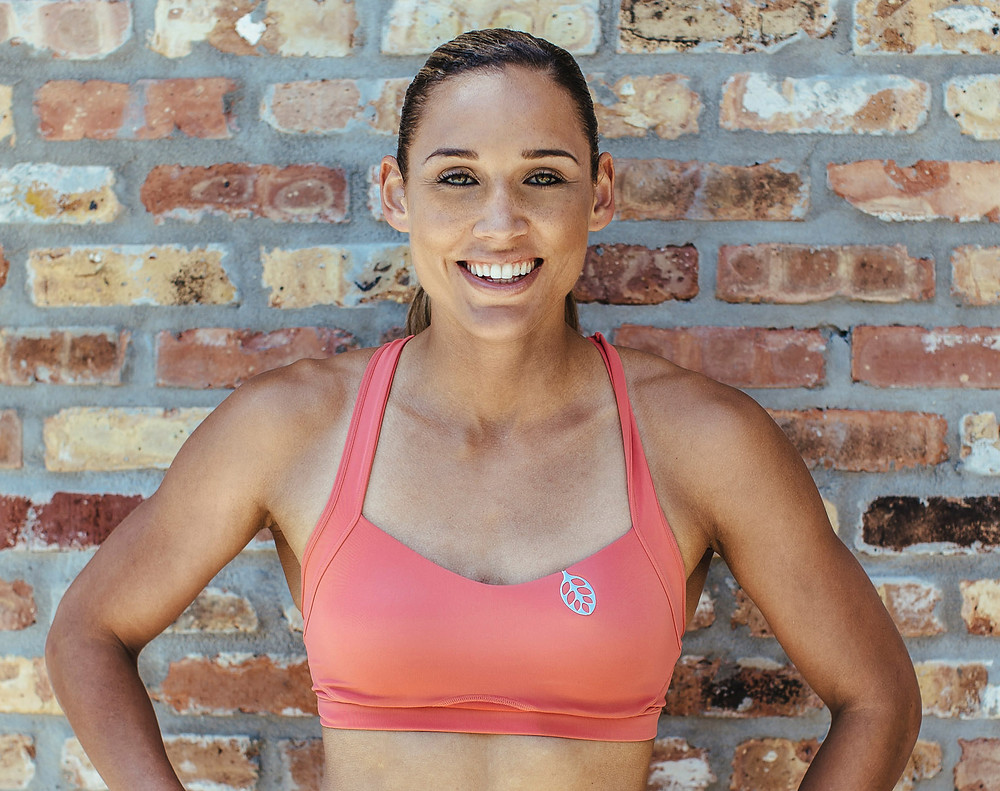 Three-time Olympian Lolo Jones will speak to the 2019 McCormick Unsung Heros on May 13th.