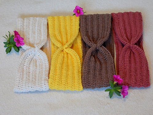 Ear warmers/headbands