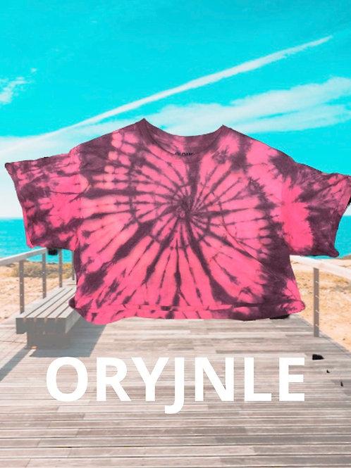 Tie Dye Crop tops