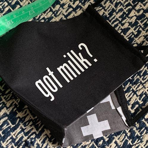 Got Milk Masks (irreversible)