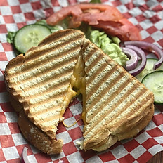 GRILLED CHEESE SLICE SANDWHICHES