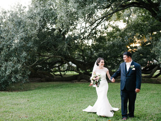 Ashley & Levi - Real Wedding