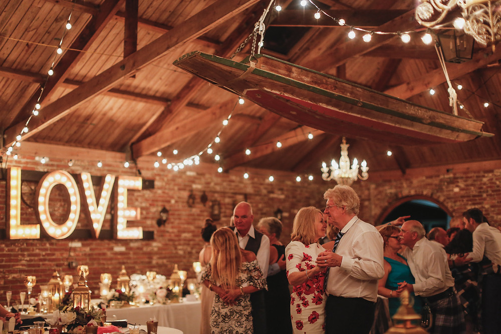 Love in the Carriage House at Stella Plantation