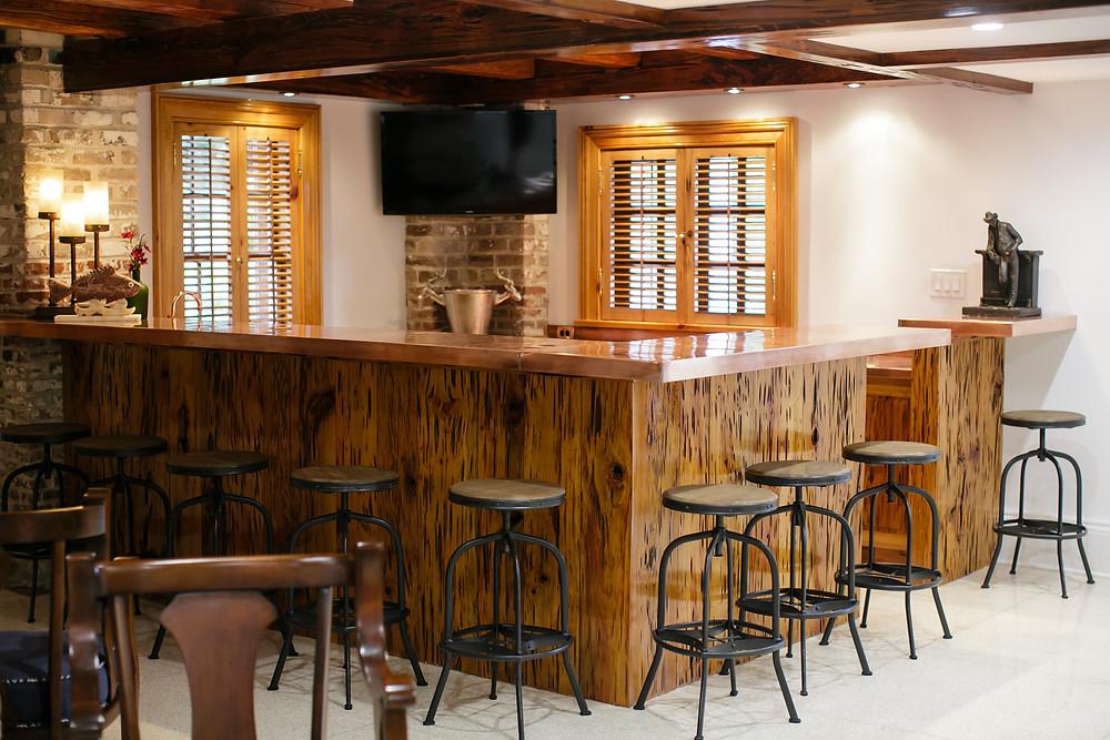 The Copper Bar at Stella Plantation