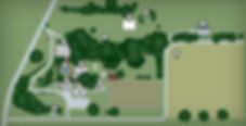 An overhead map of Stella Plantation