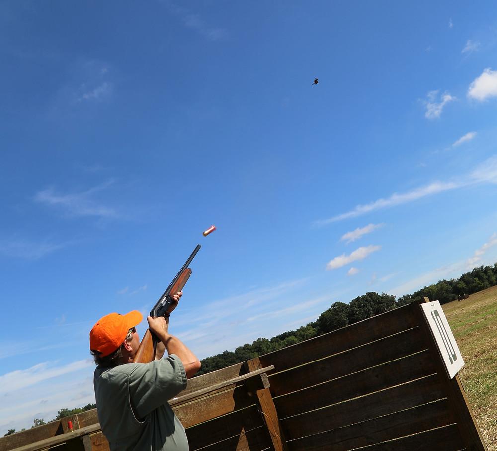 Pheasant Shoot at Stella Plantation