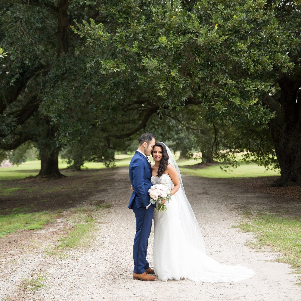 Married couple at Stella Plantation
