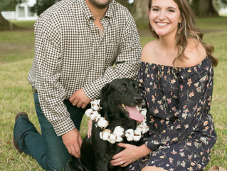 A Sweet Southern Engagement Session