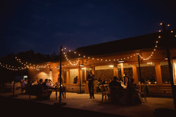 The Stable Outside Patio