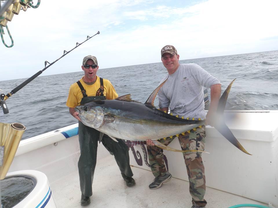 Gulf coast fishing with Stella's preferred vendors