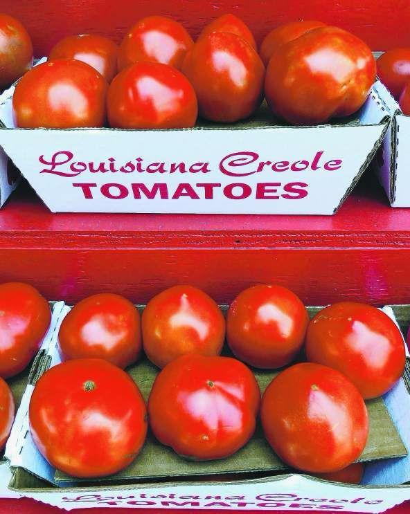 Creole Tomatoes
