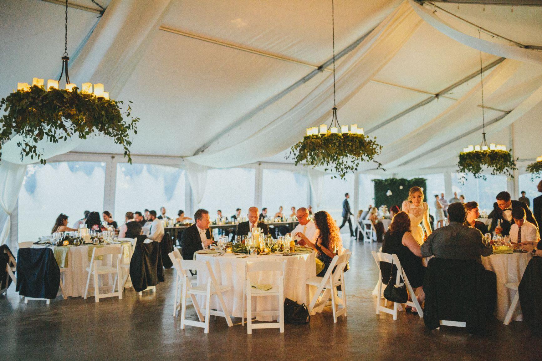 Inside Harold Pavilion