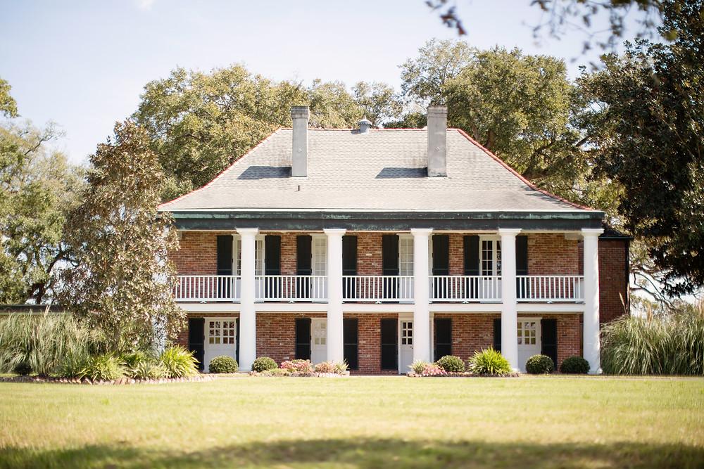 Main House at Stella Plantation