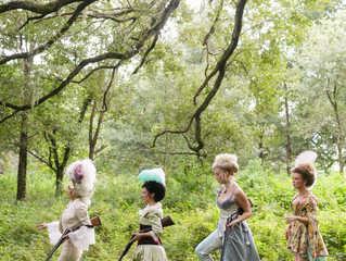 Marie Antoinette Inspired Styled Shoot at Stella Plantation