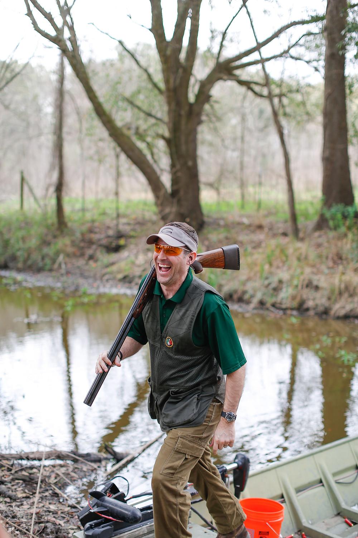 Hunting at Stella Plantation