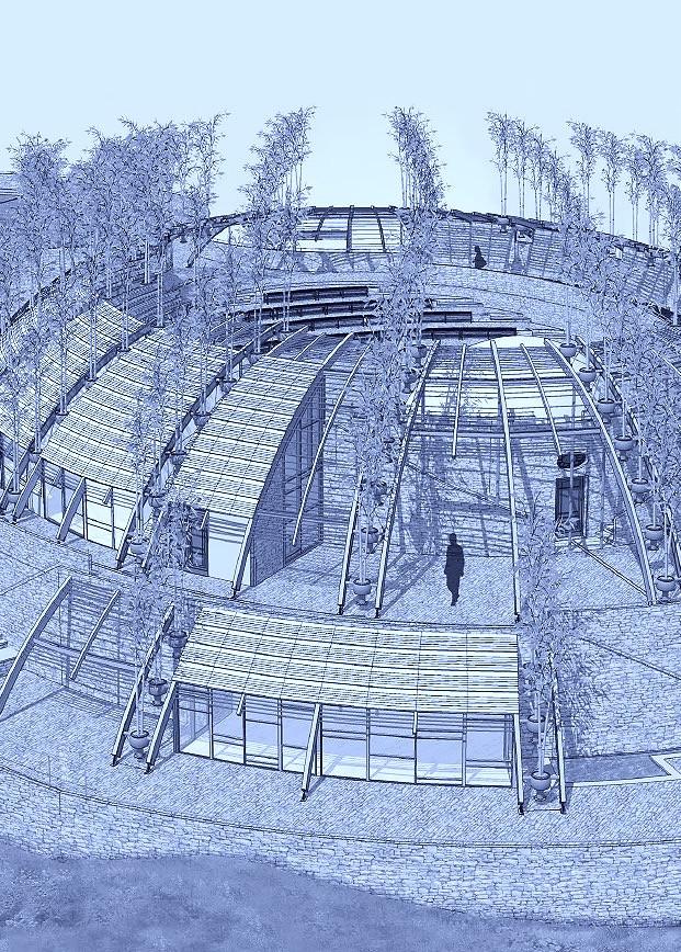 La Semilla de los Ingenios Cultural Center Competition