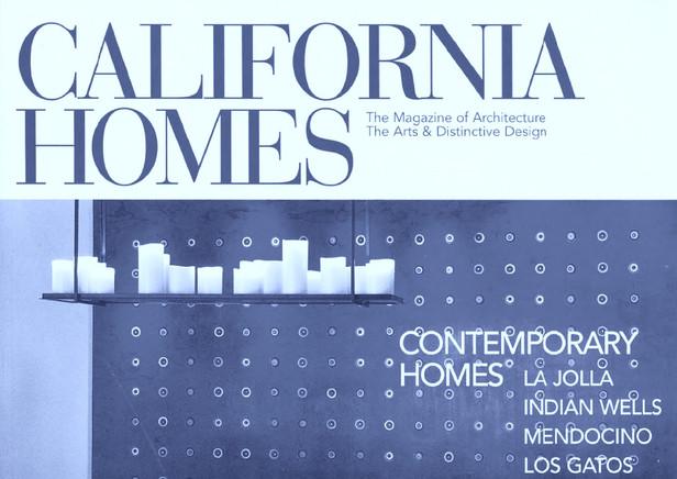 California Homes: Los Gatos Residence