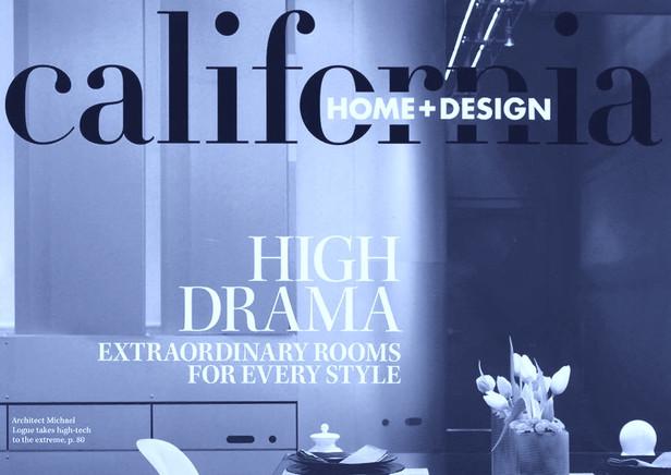 California Home + Design: Marquee Technology Apartment