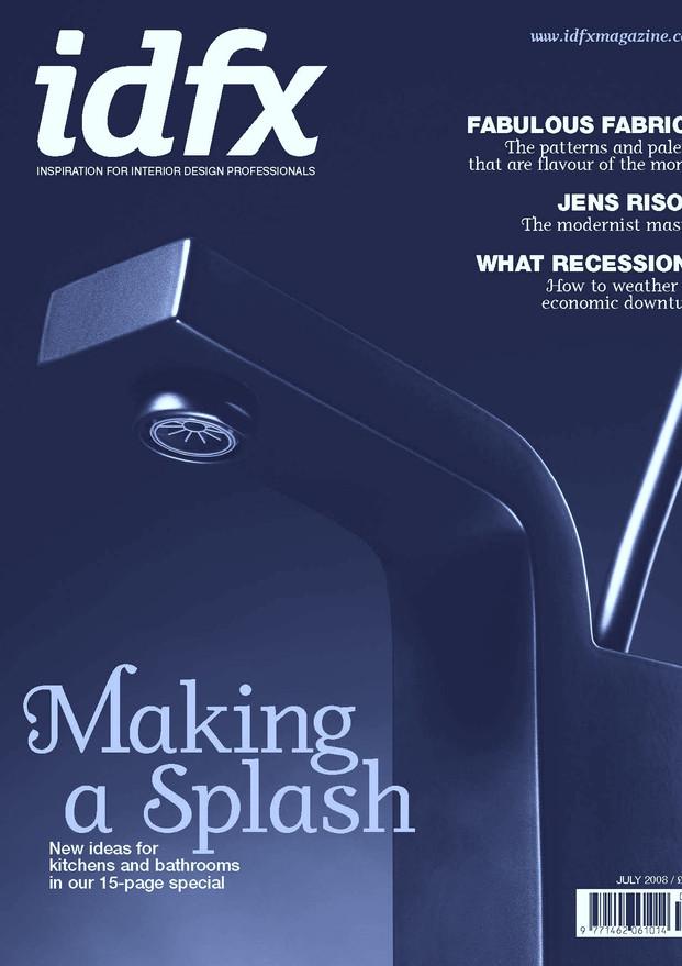 idFX Magazine: Spring Rd Residence