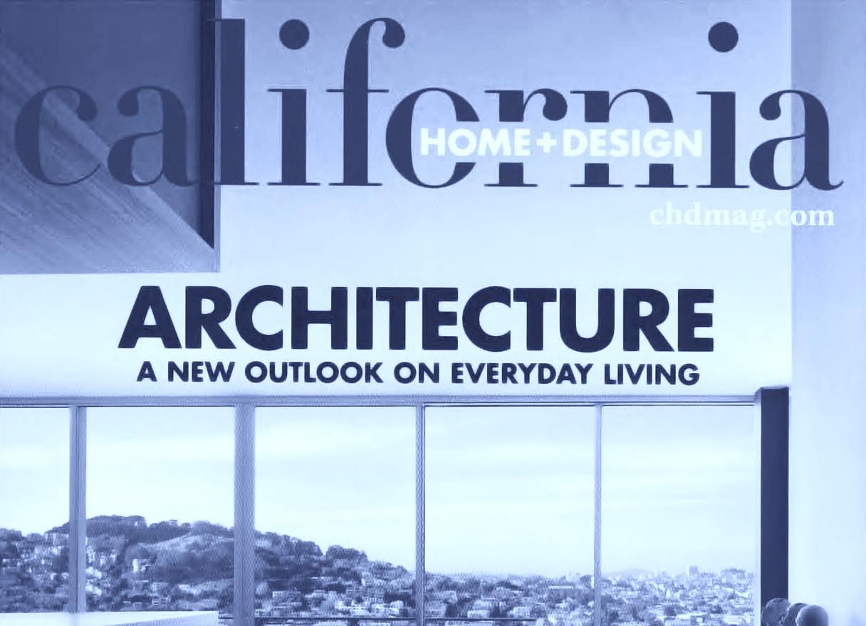California Home + Design: Top Ten