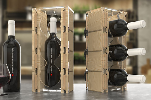 LOBO Wine Modular Packaging